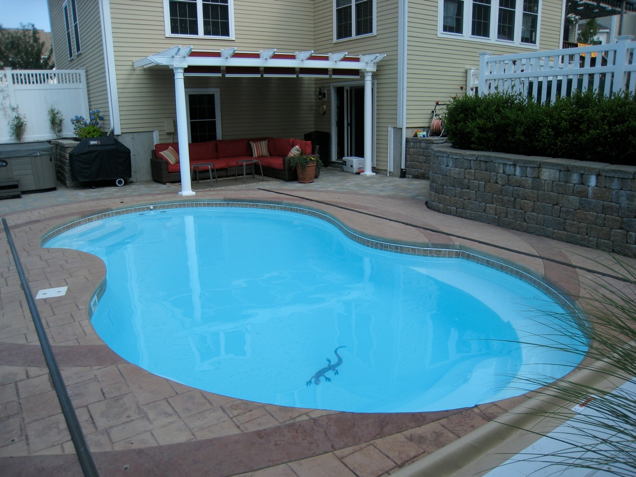 Fiberglass Pool Contractor Surfside Pool Co Fitchburg Ma