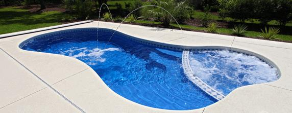 Fiberglass Pools San Juan Pools Surfside Pools