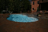 Isle Fiberglass Spa in Barre, MA
