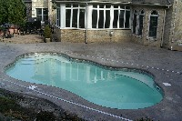 Rio Fiberglass Pool in North Grafton, MA